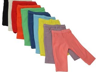 Newly Redesigned Solid Colors Doll Pants for 18 Inch Dolls  Set of 10   Fits American Girl Dolls