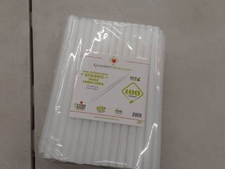 Straws Made from Corn