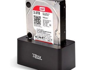 liztek USB 3 0 External Hard Drive Docking Station