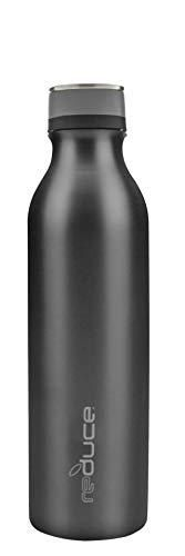 Reduce Cold HYDRO PRO Stainless Steel Water Bottle  Grey  28 OZ  24 Hours Cold  Sweatproof  BPA Free