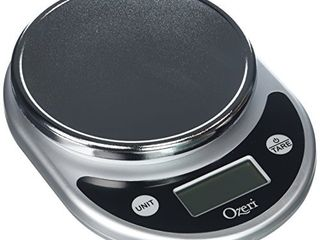 Ozeri ZK14 S Pronto Digital Multifunction Kitchen and Food Scale  Elegant Black