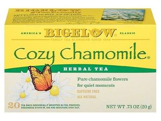 1 Bigelow Tea Premium Tea  Cozy Chamomile  20 Tea Bags