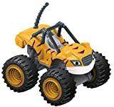 Fisher Price Nickelodeon Blaze and the Monster Machines Blaze Stripes Vehicle
