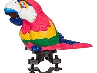 Sunlite Bicycle Squeeze Horn Polly Parrot