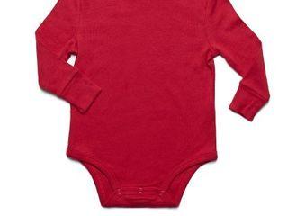 TTl Bodysuit Red Size 18 Months