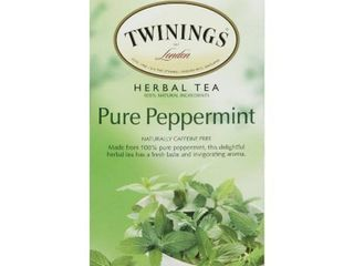 1 Twinings Pure Peppermint Tea  25 Count
