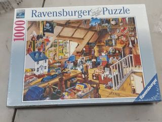 Ravensburger Grandma s Attic  1 000 Pieces