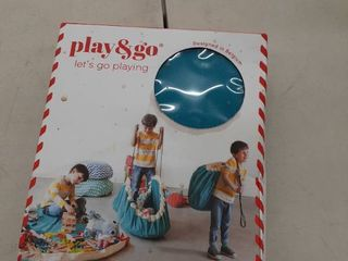 turquoise    Play   Go large Children Drawstring Play Mat And Toy Organiser