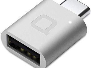 nonda USB Type C to USB 3 0 Adapter  Silver   MI22SlRN