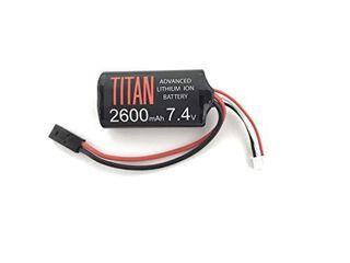 Titan 2600mAh 7 4v Brick Tamiya TV Plug