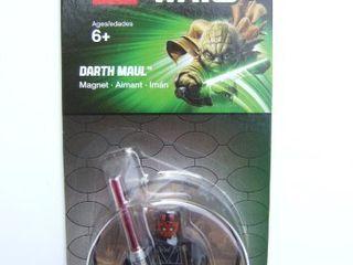 lego Star Wars Darth Maul Magnet   6031704