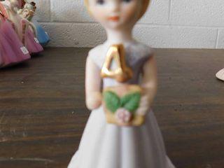 Growing up Birthday girls statue 4