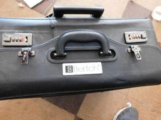 locking sample briefcase