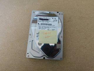 320 GB hard drive