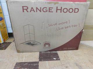 full exposed range hood   high dollar