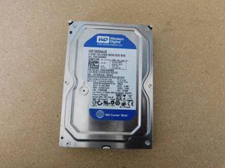 160 GB Western Digital hard drive
