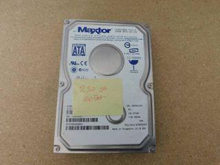 250 GB Maxtor hard drive