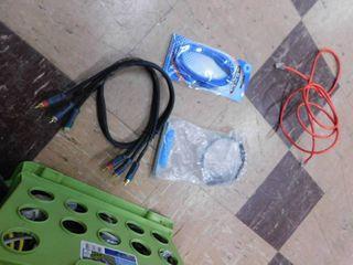 computer cables   RGB   RCA   VGA   cat5