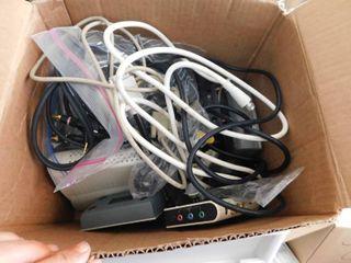 computer cables   RCA   intercom