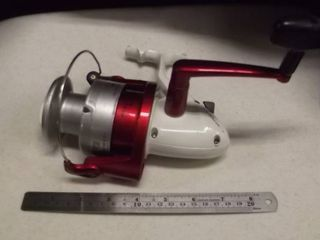 large open faced reel   Phat Cat PC80
