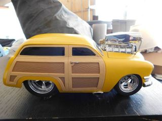 1 18 scale Muscle Machine 2001 funline   Woody
