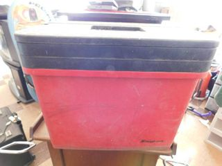 Snap On tool box w contents