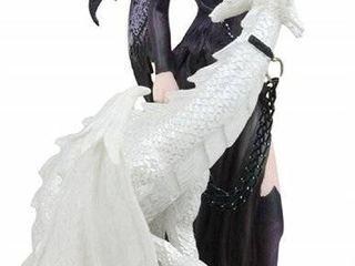 Dragon and Fairy Statue