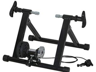 Bike Trainer with Magnetic Resistance