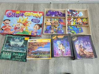 Puzzle Game lot