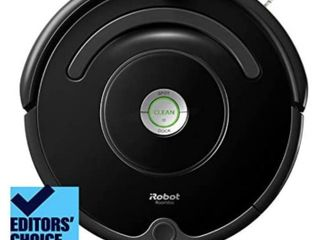 iRobot Roomba 675 Robot Vacuum Wi Fi Connectivity  Works with Alexa  Good for Pet Hair  Carpets  Hard Floors  Self Charging