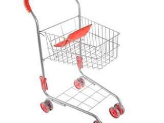 Pretend Play Shopping Cart  Toy Grocery Cart by Hey  Play