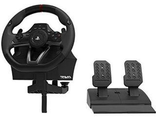 APEX Racing Wheel  Black  HORI  PlayStation 4  PlayStation 3 and Windows PC  873124005851
