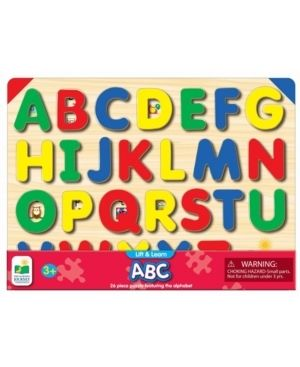 The learning Journey lift   learn ABC Puzzle  26pc