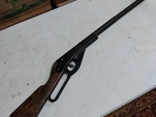 Daisy toy rifle