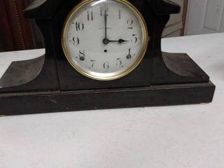 Seth Thomas mantle clock no key
