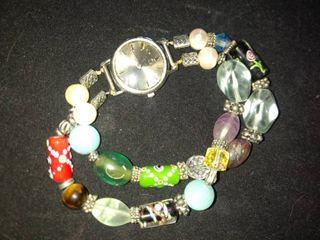 women s Omega bracelet watch so pretty