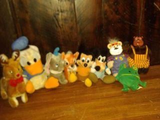 Walt Disney collection Chuck e cheese