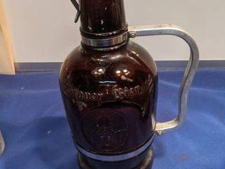 Das Ulten Munster brauer Bier jar