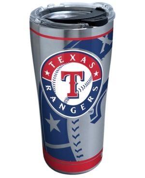 Tervis Tumbler Texas Rangers 20oz  Genuine Stainless Steel Tumbler