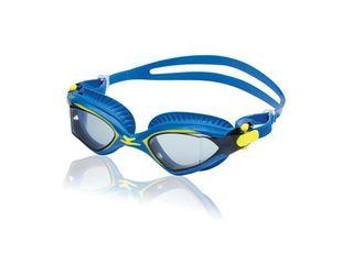 Speedo MDR 2 4 Swim Goggle  Imperial Blue Sulpher Spring Smoke
