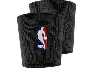 NBA Nike Wristbands   Black