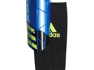 Size Small adidas X Pro Shin Guards   Blue
