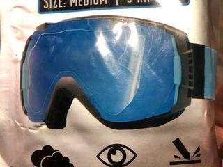 lot Of 3 Ripclear 3 Pack Spherical lens Protectors Size Medium Anti Fog