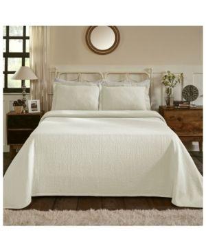 King Size Impressions lule Cotton Bedspread Set