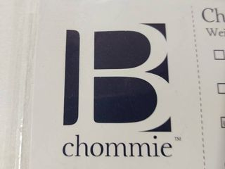 Chommie Weighted Comforter   Oversized King White