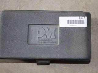 Popular Mechanics socket  apex set
