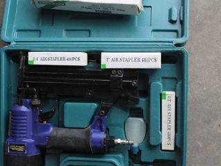 air stapler kit with staples