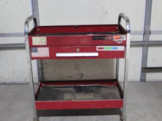 Torin tool cart with drawer