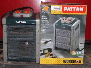 Patton Utility Heater 1500 watt