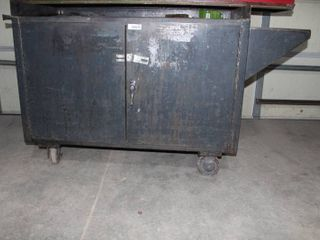 portable storage cabinet